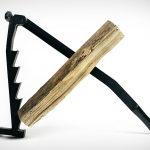 Как сделать расщепитель для дров из доступных материалов