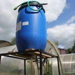 Как построить водонапорную башню для полива сада и огорода своими руками