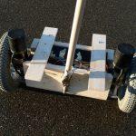 Мощный самодельный гироскутер с высокой проходимостью