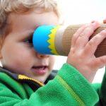 Как сделать детский калейдоскоп самому