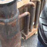 Автомобильный газогенератор из газового баллона своими руками