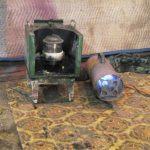 Как переделать бензиновую паяльную лампу в газовую