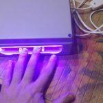Как сделать самодельную лампу для ногтей на УФ-лампочке