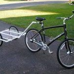 Самодельный велоприцеп из обычных ПВХ-труб