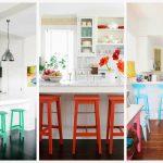 Как сделать барные стулья для кухни из профильной трубы и фанеры