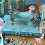 Как сделать короб и подставку из дерева для швейной машинки