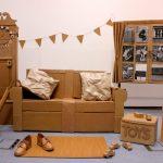 5 отличных идей создания картонной мебели