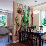 Как сделать со старой двери обеденный стол