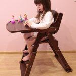 Стульчик для кормления малыша своими руками из простых материалов
