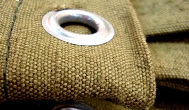 Материал из брезента
