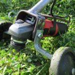 Самодельный триммер для газона из того что под рукой
