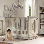 Как переделать обычную кроватку для ребенка в кроватку с маятником