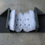 Как сделать приспособление, которое очистит грязную обувь