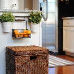 Как сплести удобные корзины для хранения на кухне и в спальне