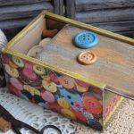 Как сшить коробку для хранения рукоделия