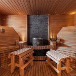 Парилка в деревянную баню своими руками
