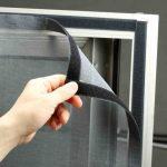 Как сделать самодельную москитную сетку