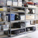 Как ненужные отходы из металла превратить в усиленные полки для гаража
