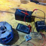 Как сделать генератор на 220 В из мотора стиральной машины