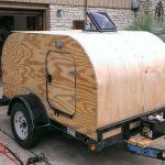 Как сделать домик на колесах: схема для опытных мастеров