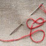 Легкий способ попасть ниткой в иголку