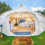 Как сэкономить и сделать кемпинговую палатку самостоятельно