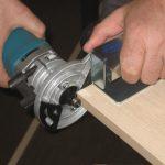 Как сделать идеальные торцевые кромки у самодельной мебели