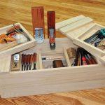 Как сделать ящик для инструментов из дешевых материалов