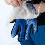Как сделать расческу-перчатку для домашнего любимца