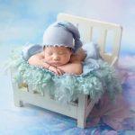 Шьем декоративную люльку для фотосессии с новорожденным