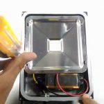 Как сделать светодиодный прожектор с регулировкой яркости