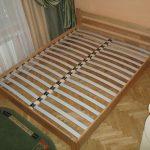 Как заменить старое основание кровати на самодельное
