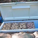 5 идей как приспособить для дачи старый холодильник
