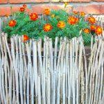 5 идей как использовать срезанные ветки для декора придомового участка