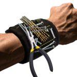 Как сделать магнитный браслет на руку для гвоздей, саморезов и строительной мелочи