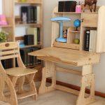 Модель, проверенная временем: самодельный детский стульчик из массива дерева