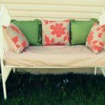 5 полезных предметов, которые можно сделать из старой кроватки ребенка