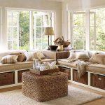Как отделать самодельную мебель веревочным джутом: результат всем на загляденье