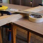 Как распилить МДФ панели для самодельной мебели без малейших сколов