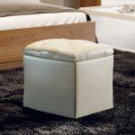 Как сделать настоящий пуф в спальню из коробочного картона