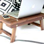 Компактный столик для ноутбука своими руками