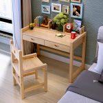 Письменный стол для ребенка: нужен мебельный щит и пара умелых рук