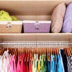 Как улучшить платяной шкаф своими руками: лотки, сетки, полочки и многое другое