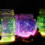 Как своими руками сделать бутылку со «светлячками»: мастерим уютный декор