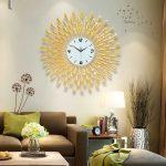 Как обычные настенные часы в пластиковом корпусе преобразить в дизайнерский декор