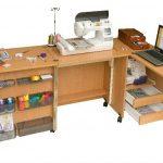 Простая схема раскроечного стола для швеи