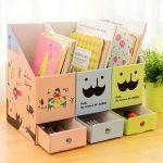 Декоративный ящик для журналов и каталогов своими руками