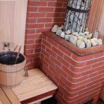 Как сделать печку-каменку для домашней бани