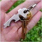 Простая универсальная открывашка из ненужного ключа
