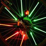 Самодельная подсветка для велосипеда из простых материалов